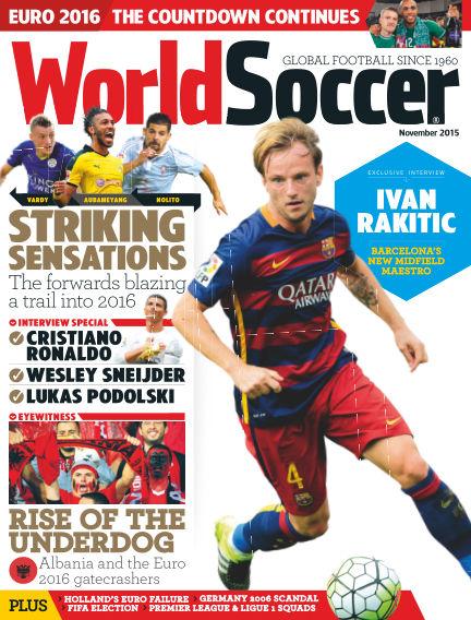 World Soccer December 04, 2015 00:00