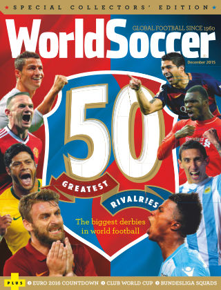 World Soccer December 2015
