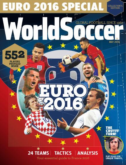 World Soccer April 22, 2016 00:00