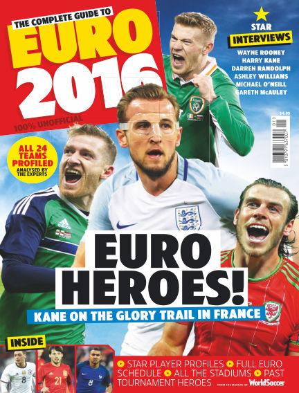 World Soccer May 20, 2016 00:00