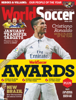 World Soccer Winter/January 2017