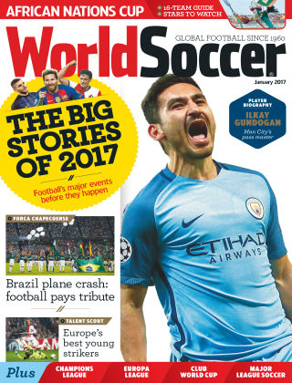 World Soccer January 2017