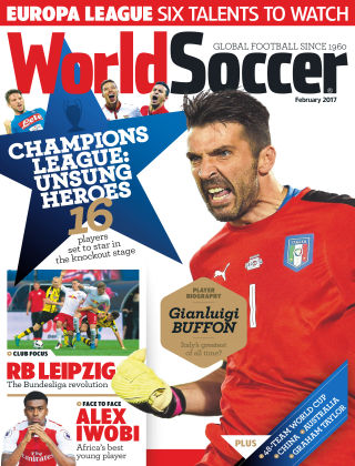 World Soccer February 2017