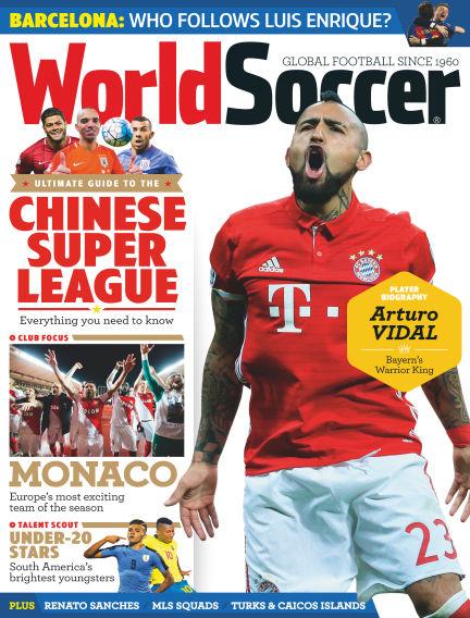 World Soccer March 24, 2017 00:00