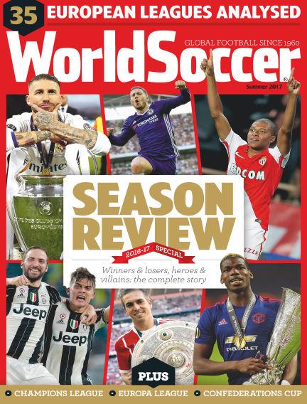 World Soccer June 16, 2017 00:00