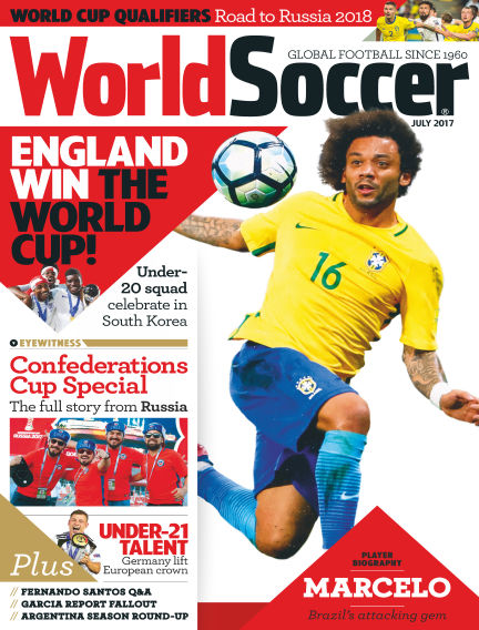 World Soccer July 14, 2017 00:00