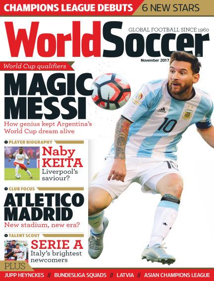 World Soccer November 03, 2017 00:00