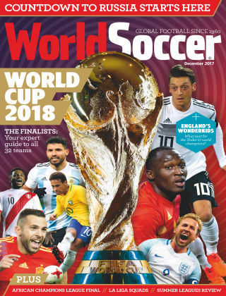 World Soccer Dec 2017