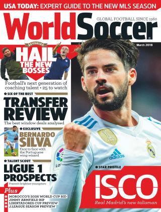 World Soccer Mar 2018
