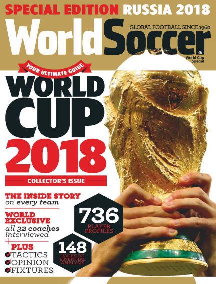 World Soccer May 18, 2018 00:00