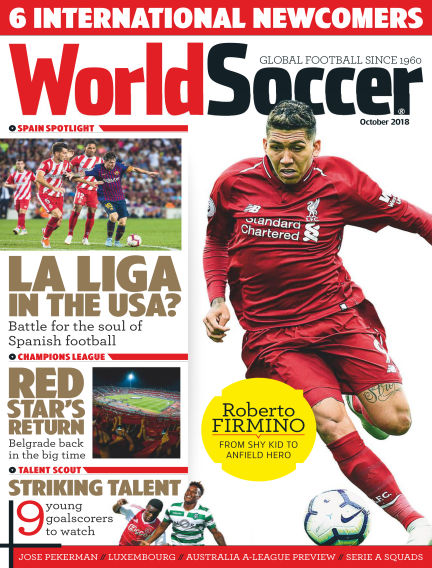 World Soccer October 05, 2018 00:00