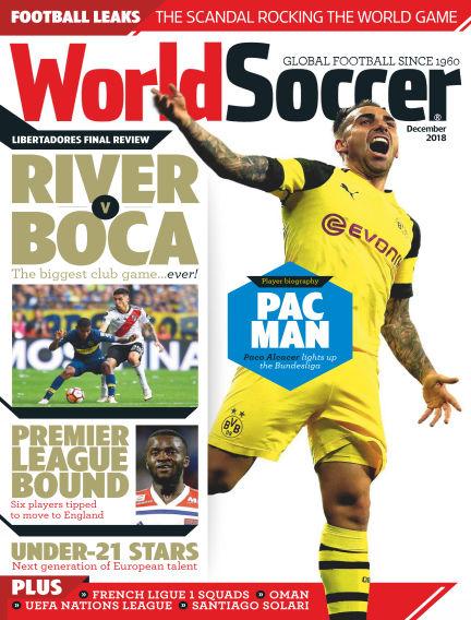 World Soccer November 30, 2018 00:00