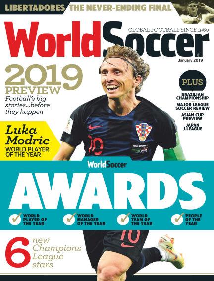 World Soccer December 28, 2018 00:00