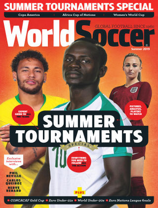 World Soccer Summer 2019