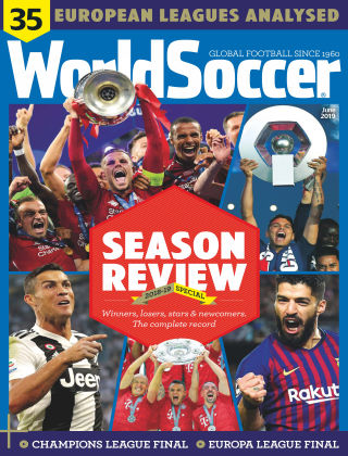 World Soccer Jun 2019
