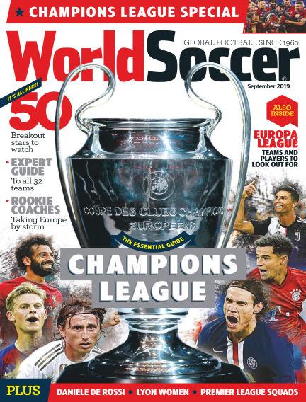 World Soccer September 06, 2019 00:00