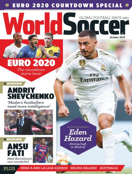 World Soccer October 04, 2019 00:00