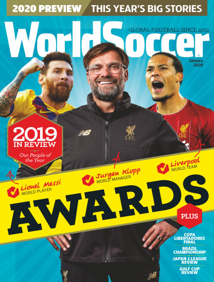 World Soccer December 27, 2019 00:00