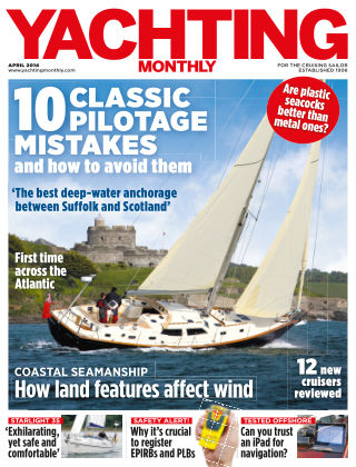 Yachting Monthly April 2014