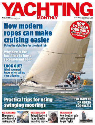 Yachting Monthly March 2014