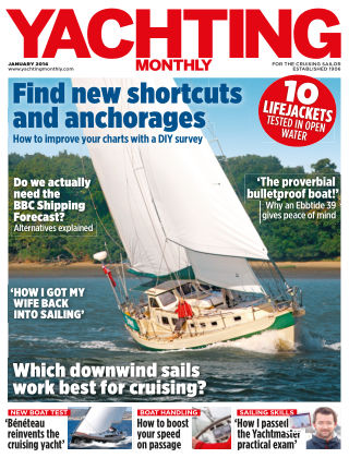 Yachting Monthly January 2014