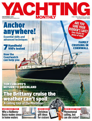 Yachting Monthly December 2013