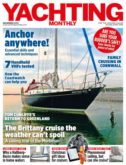 Yachting Monthly December 12, 2013 00:00