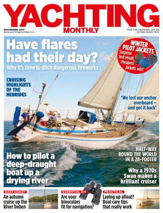 Yachting Monthly November 2013