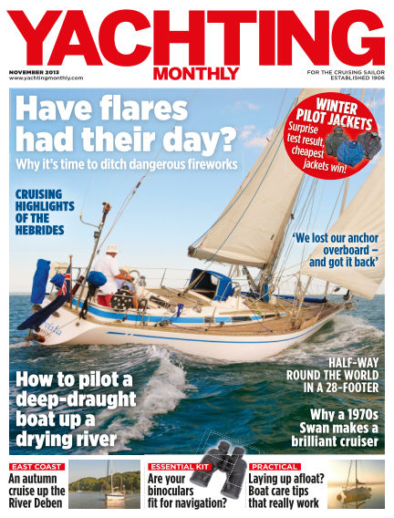 Yachting Monthly November 14, 2013 00:00