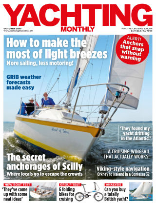 Yachting Monthly October 2013