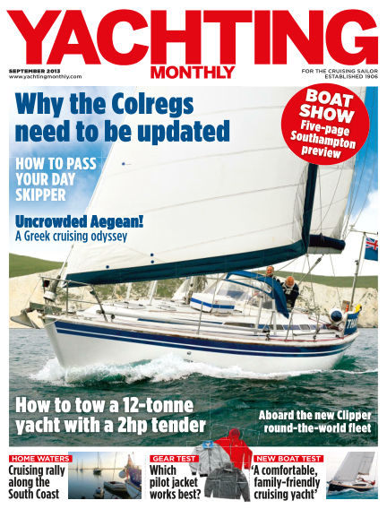 Yachting Monthly September 19, 2013 00:00