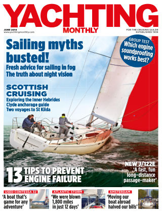 Yachting Monthly June 2014
