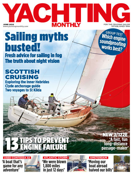 Yachting Monthly May 29, 2014 00:00