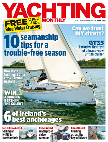 Yachting Monthly June 26, 2014 00:00