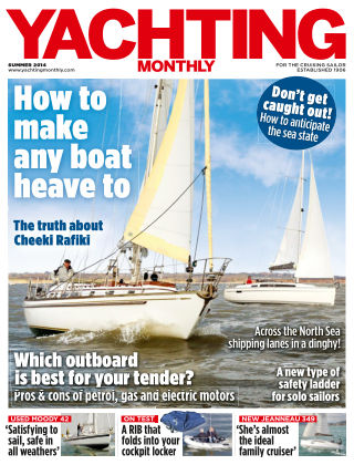 Yachting Monthly Summer 2014