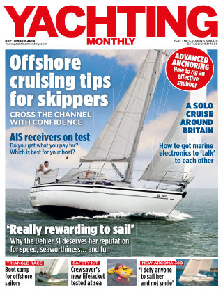 Yachting Monthly September 2014