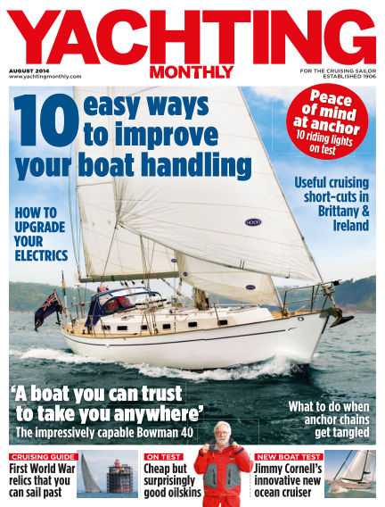 Yachting Monthly August 21, 2014 00:00