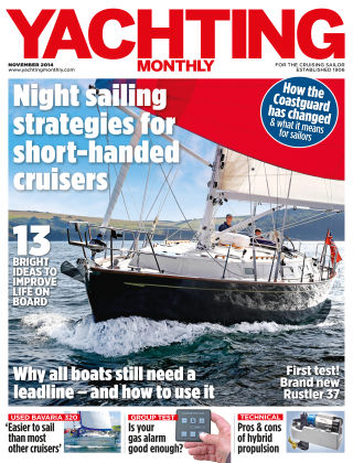 Yachting Monthly November 2014