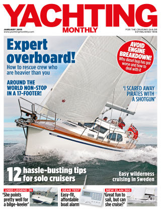 Yachting Monthly January 2015