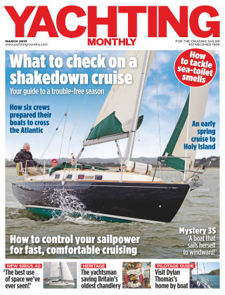 Yachting Monthly March 2015