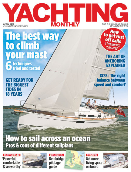 Yachting Monthly April 02, 2015 00:00