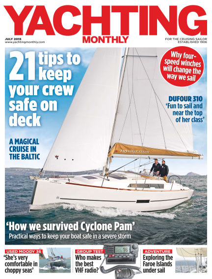 Yachting Monthly June 25, 2015 00:00