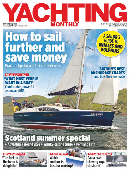 Yachting Monthly July 23, 2015 00:00