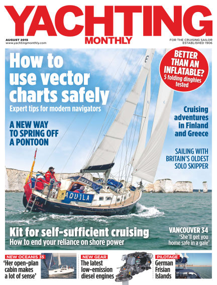 Yachting Monthly August 20, 2015 00:00
