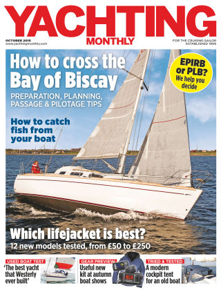 Yachting Monthly October 2015