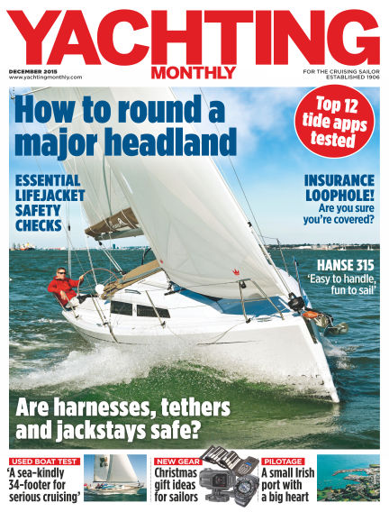 Yachting Monthly December 10, 2015 00:00
