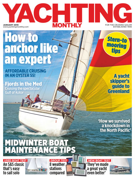 Yachting Monthly January 07, 2016 00:00