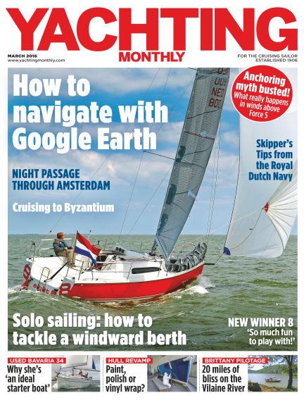 Yachting Monthly March 03, 2016 00:00