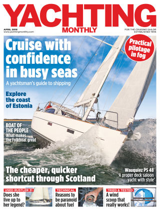 Yachting Monthly April 2016