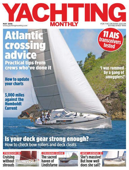 Yachting Monthly March 31, 2016 00:00
